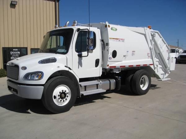 rearload truck